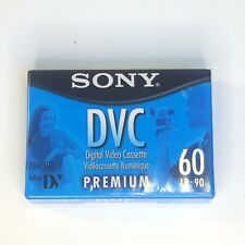 Sony DVC Digital Video Cassette Tape - 60 Minutes