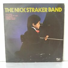 "The Nick Straker Band* ‎– The Nick Straker Band (Vinyl, 12"", LP, Album)"