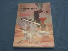 NRA Handloader's Guide PB 1969