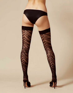 Agent Provocateur Jagger Hold Up Hosiery