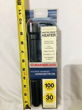 Marineland Stealth Shatter Proof Aquarium Heater ETP75 100 Watt Up To 30 Gallons