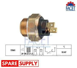 TEMPERATURE SWITCH, RADIATOR FAN FOR SAAB FACET 7.5005