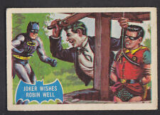 A&BC - Batman (1B - 44B) 1966 - # 15B Joker Wishes Robin Well
