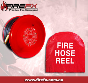 50m Fire Hose Reel And Plastic Hose Reel Cover
