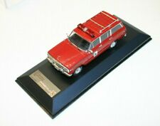 1/43 JEEP WAGONEER NEW JERSEY LAKES FIRE DEPT. RED PREMIUMX PRD115 1/43 NEW