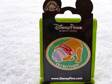 Disney * WINNIE the POOH - HUNNY POT - OH BOTHER! * New Character Trading Pin