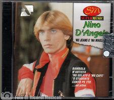 NINO D'ANGELO - NU JEANS E NA MAGLIETTA **SIGILLATO**1997