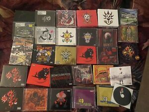 icp mne axe huge CD lot set