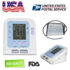 Digital Blood Pressure Measure Monitoradult Desktop Electronic Sphygmomanometer