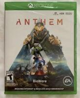 Anthem Standard Edition Microsoft Xbox One 2019 - NEW