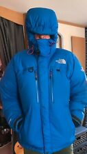 North Face Blue Jacket Ski Mountain Series Gortex