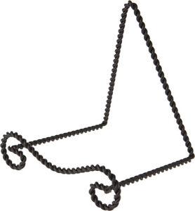 """Bard's Black Wall Mountable Bowl Hanger, 6"""" H x 6"""" W x 5.5"""" D"""