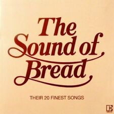 BREAD SOUND OF BREAD THEIR 20 FINEST SONGS CD NEW