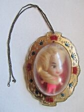 LIDDLE KIDDLES LUCKY LOCKET VINTAGE JEWELRY HONG KONG LESLO