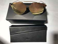 Christian Dior Reflected P Gold Mirror Pixel Lens Women's Sunglasses