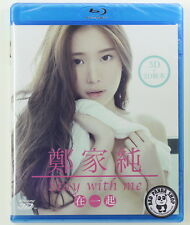 Ili Cheng Stay With Me 2D+3D Region Free Blu-ray photo-shot (NO Eng sub) 鄭家純寫真集