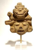 MASQUE PRE COLOMBIEN TEOTIHUACAN - 200BC / 500AD - PRE-COLUMBIAN MASK