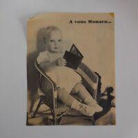 Grace KELLY Monaco Monte Carlo album vintage collection 80 images presse N7022