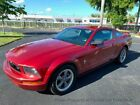 2006 Ford Mustang Coupe Deluxe Ultra Low Miles Clean Carfax Garage Kept Automatic V6 Spoiler Shaker 500 Loaded!