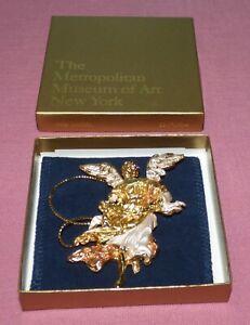 Metropolitan Museum of Art MMA 2006 Angel Christmas Ornament