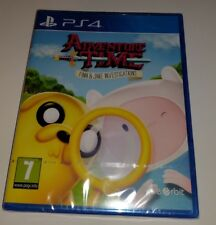 Adventure Time Finn and Jake Investigations PS4 New Sealed UK Sony PlayStation 4