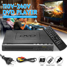 DVD Player USB Port Multiple Playback Multi-angle Viewing With Remote  AU ! !