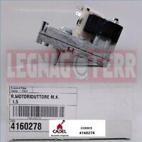 CADEL RICAMBIO STUFA MOTORIDUTTORE 1,5 RPM ORIGINALE 4160278