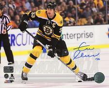 Zdeno Chara Boston Bruins Signed Autographed Home Action 8x10 PF A