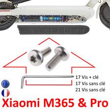 17 ou 21 Vis De Couvercle De Batterie Xiaomi Mijia M365 Pro2 Essential Pro 1S
