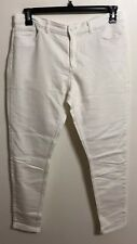 Ladies Juicy Couture White Jeans Size 14