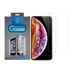 """iPhone X 2-Pack Nozza Glass Screen Protector (5.8"""")-Tempered Glass,Ultra-Clear."""