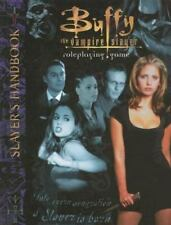 Buffy the Vampire Slayer: Slayer's Handbook/Role Playing Game (2002) HB 180504