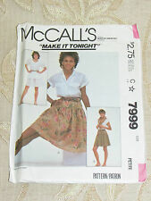 "Vintage collection McCall's' rendent ce soir ""modèle n ° 7999"