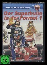 DVD DER SUPERBULLE IN DER FORMEL 1 - TOMAS MILIAN ist TONY MARRONI *** NEU ***