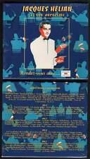 """JACQUES HELIAN """"Rendez-Vous Avec"""" (Coffret 5 CD) 2006 NEUF"""
