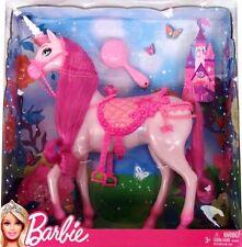 BARBIE Princess Unicorns In Pink W2934 ** GREAT GIFT **