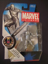 MARVEL UNIVERSE WAVE 1 SILVER SURFER ACTION FIGURE RARE ORIGINAL NEARMINT HASBRO