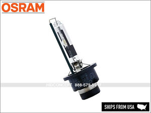 D4R OSRAM 4300K 66450 OEM HID Xenon Bulb for Toyota DOT Made in Germany