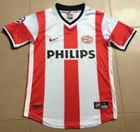 1999-2000 PSV Eindhoven Away Retro Soccer Jersey