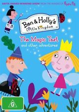 Ben and Holly's little Kingdom Volume 6 The Magic Test & Other Adventures DVD R4