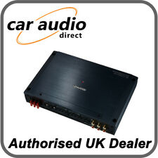 Kenwood XH901-5 Car Audio Class-D 5 Channel Power Bridgeable Speaker Amplifier