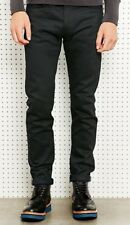 JEANS EDWIN HOMME ED 80 SLIM TAPERED (white listed-black)    W34 L34  VAL 150€