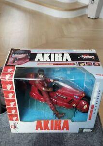 Akira Kaneda Motorcycle boxed Mcfarlane Toys 2001 New Sealed Rare