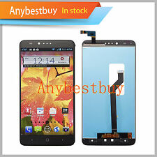 Black LCD Screen + Touch Screen Digitizer Replacement For ZTE Zmax Pro Z981 USA