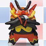 Emboar Enbuoh Strap - Pepsi Nex Promo Pokemon BW Best Wishes Charm Japan