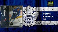 TOP DOG NHL POSTER PUZZLE TORONTO MAPLE LEAFS - TOMAS KABERLE - 250 TEILE - NEU