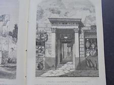 1857 Stich 124 / Italien Pompei