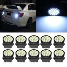 10x T25 3157 3156 4157 3047 Led Bulb White Car DRL Brake Reverse Turn Tail Light