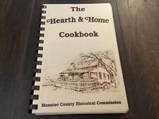 1991 Manatee County Historical Commission Cookbook