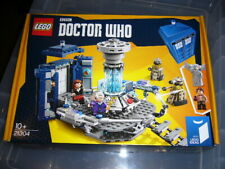 LEGO 21304 IDEAS DOCTOR WHO, NEW AND SEALED